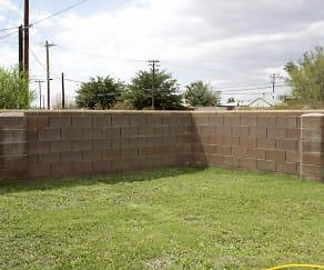 Patio / Deck, Starlight Court Quad Homes