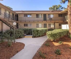 Building, Rancho Vista Apartment Homes