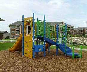 Playground, Harris Branch Apartments