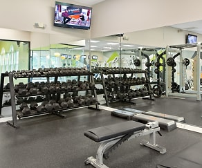 Fitness Weight Room, The Seasons