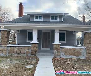 5043 Agnes Ave, South Hyde Park, Kansas City, MO