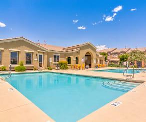 Pool, Diamond Mesa