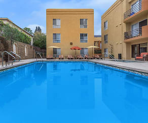 Pool, Toluca Terrace
