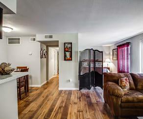 Living Room, Arbor on Richmond