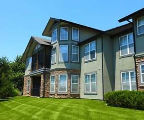 Building, Deer Creek Apartment Homes