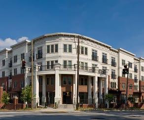 Building, Tremont Apartment Homes