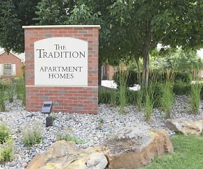 Community Signage, Tradition by Broadmoor