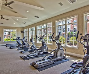 Fitness Weight Room, Chelsea Place