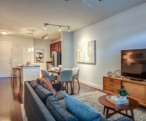 Living Room, IMT Uptown Post Oak
