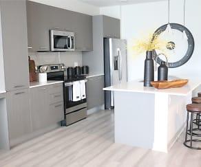 Kitchen, Urbon Apartment Homes