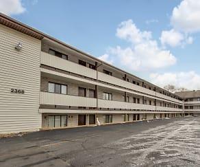 Building, East Market & Tudor Apartments - Ellet Area