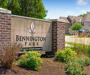 Community Signage, Bennington Park Townhomes