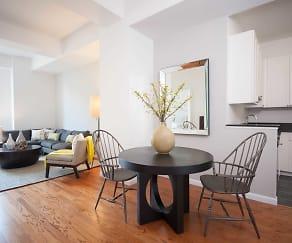 Spacious apartments, Eleven80