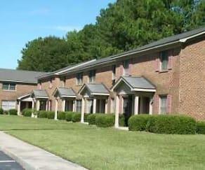Building, Oakmont Square Apartments