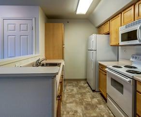 Kitchen, Creekside Manor