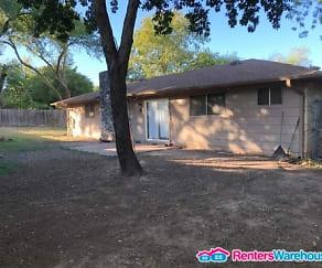 Building, 9806 Oak Run Dr