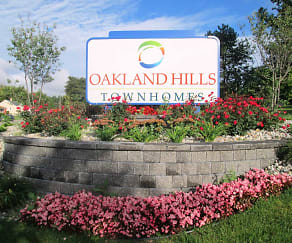 Landscaping, Oakland Hills Townhomes