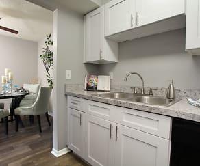 Kitchen, Mystic Bay