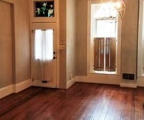 Living Room, 1421 S Charles St