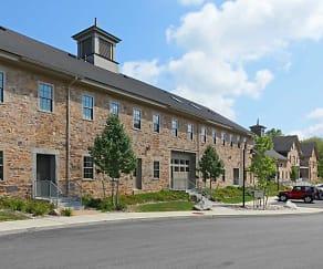 Building, Ames Shovel Works Apartments