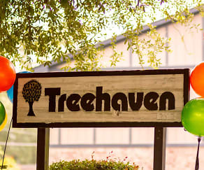 Landscaping, Treehaven