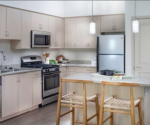 Kitchen, Pulse Millenia