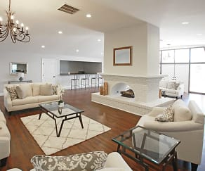 Clubhouse, Serenity Townhomes