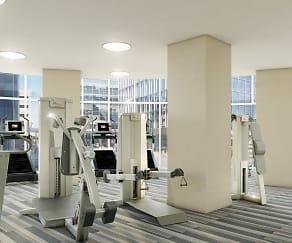 Fitness Weight Room, Lvl 29