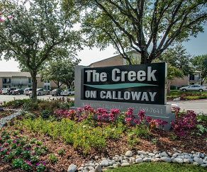 Community Signage, The Creek on Calloway