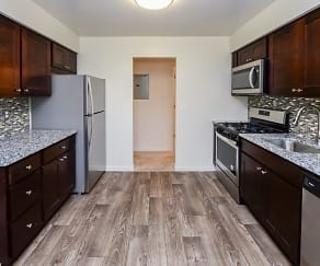 Kitchen, Tanglewood Terrace Apartment Homes