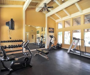 Fitness Weight Room, The Warwick