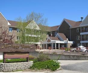 Community Signage, The Heritage House, 55 & Older Community