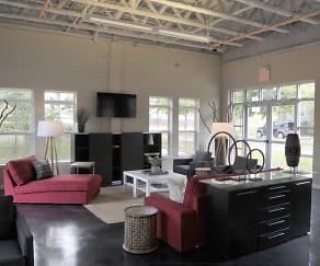 Clubhouse, CanalSide Lofts