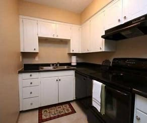 Kitchen, Stoneybrook Apartment Homes