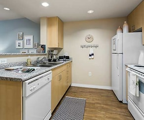 Kitchen, Avalon Del Mar Station
