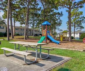 Playground, Canterbury Woods