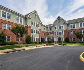 Building, Market Square III- Senior Housing