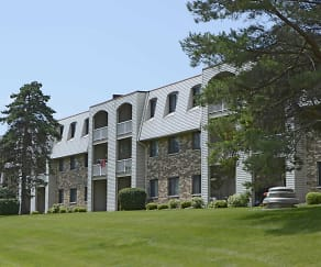 Building, Willoway Apartments