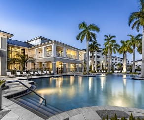 Peridot Palms, Fitzgerald Middle School, Largo, FL