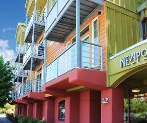 Community Signage, North Harbour Vista Apartment Homes