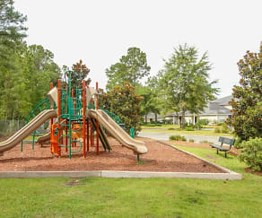 Playground, Wyngrove Apartments