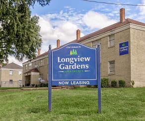 Community Signage, Longview Gardens