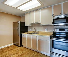 Kitchen, Stratford Apartments