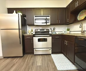 Kitchen, District at Hurstbourne