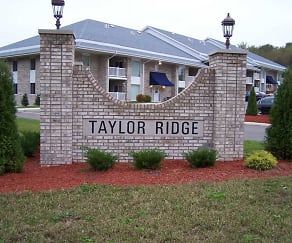 Building, Taylor Ridge Apartments