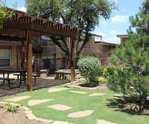 Building, El Jardin