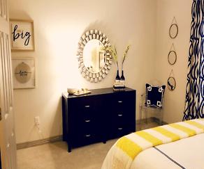 Bedroom, Waller Creekside on 51st