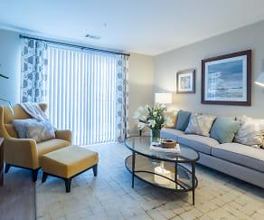 Living Room, Residences at Riverwalk