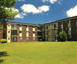 Building, Rosedale Estates