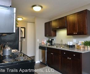 Kitchen, Granite Trails